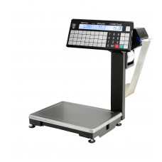 Весы ВПМ-15.2-Т1 печатающие торговые с устройством подмотки ленты серии ВПМ-Т1
