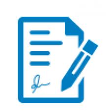 Услуги по соэданию и выдачи квалифицированного сертификата ключа проверки ЭП